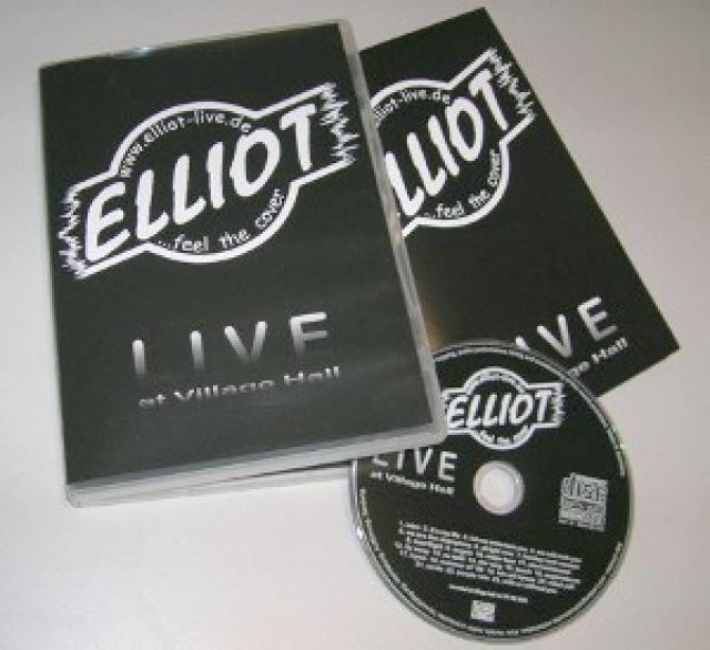 Produkt -Live DVD
